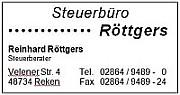 Steuerbüro Röttgers